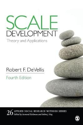 Scale Development: Theory and Applications (4th Edition)