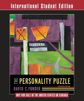The Personality Puzzle (7th International Student Edition)