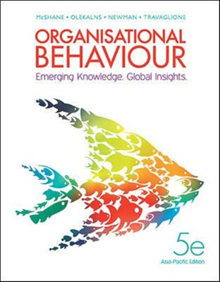 Organisational Behaviour: Emerging Knowledge, Global Insights (5th Edition)