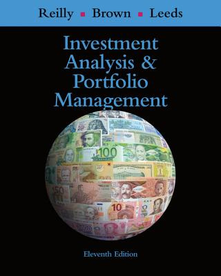 Investment Analysis and Portfolio Management (11th Edition)