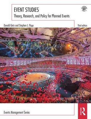 Event Studies: Theory, Research and Policy for Planned Events (3rd Edition)