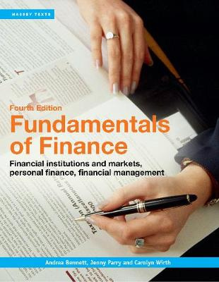 Fundamentals of Finance (4th Edition)