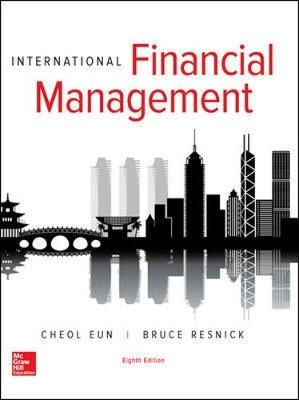 International Financial Management (8th Edition)