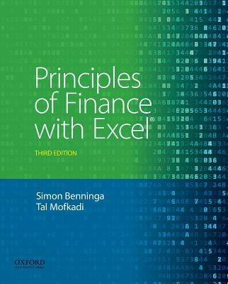 Principles of Finance with Excel (3rd Edition)