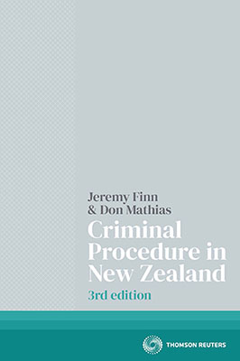 Criminal Procedure in New Zealand (3rd Edition)