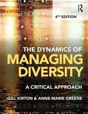 Dynamics of Managing Diversity, The: A Critical Approach (4th Edition)