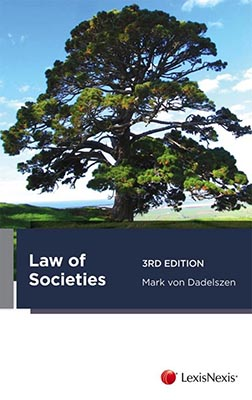 Law of Societies (3rd Edition)