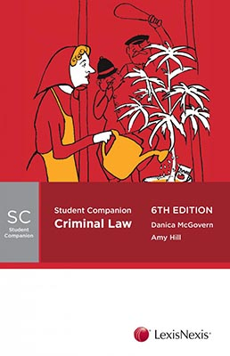 Student Companion: Criminal Law (6th Edition)