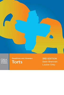 Questions and Answers: Torts (3rd Edition)
