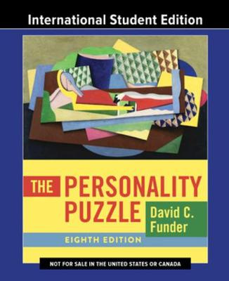 Personality Puzzle, The (8th International Student Edition)