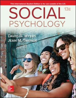 Social Psychology 13th Edition