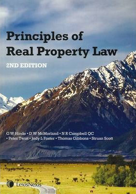 Principles of Real Property Law (3rd Edition)