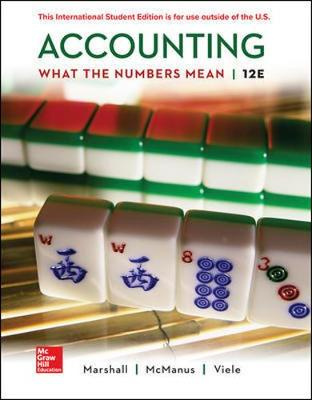 Accounting: What the Numbers Mean (12th Edition)