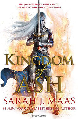 Throne of Glass #07: Kingdom of Ash